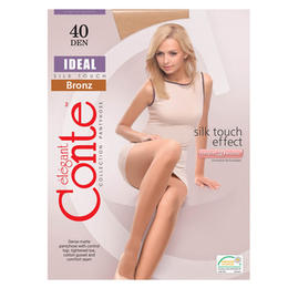 Колготи IDEAL 40 BEIGE TM Conte 5(р)